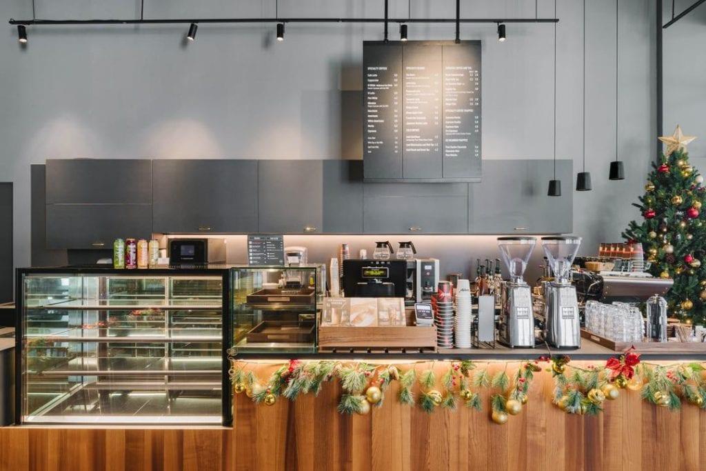 Huggs Coffeebar @ Millenia Walk -  LS2 Design & Construction