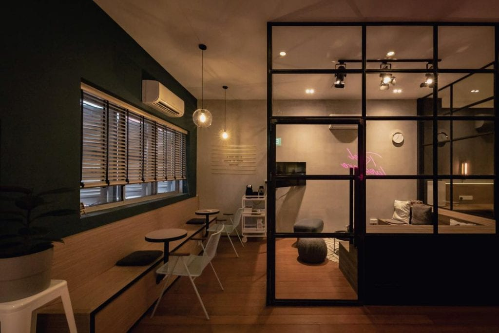 Ann Siang Road - Space Atelier