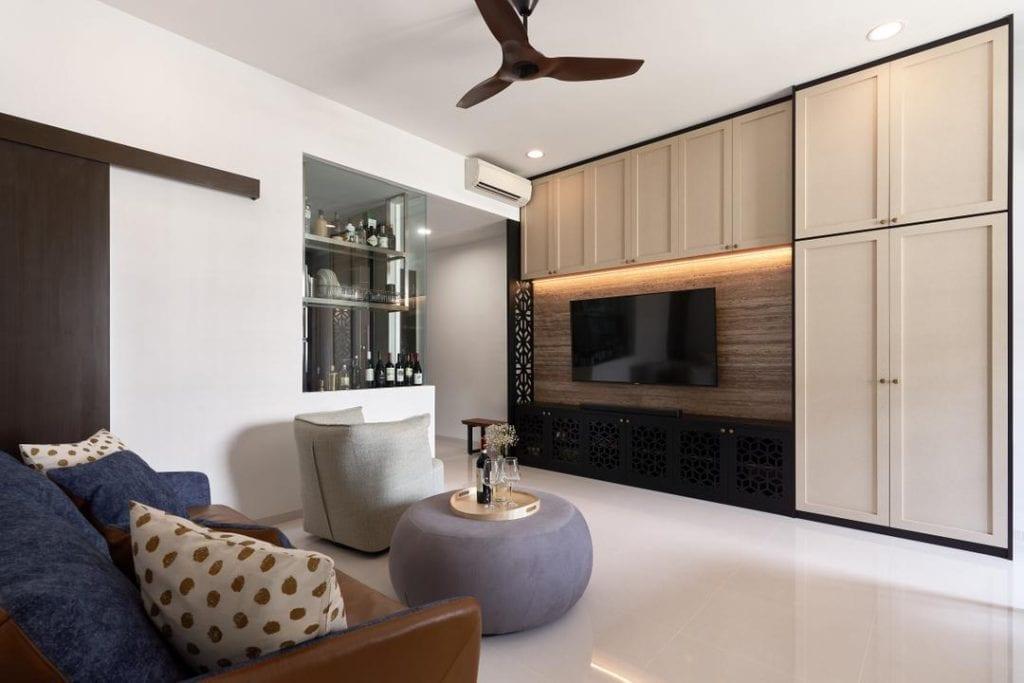 Straits Mansion - J Design & Build