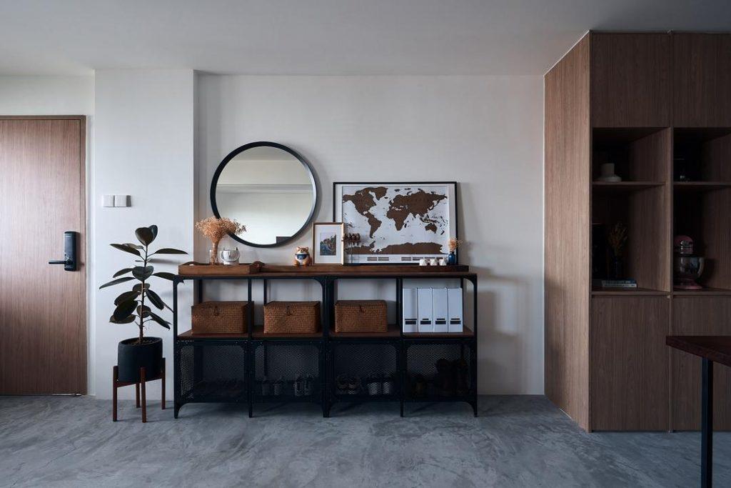 Telok Ayer - Orange Interior