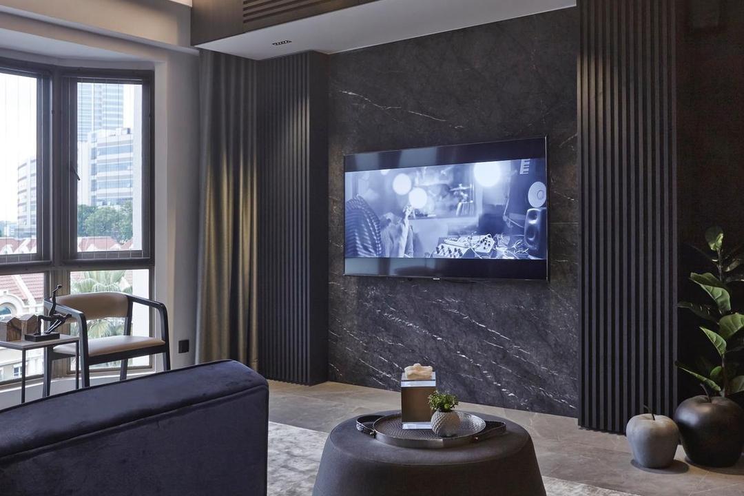 Parkview Apartments - Honeycomb Design Studio