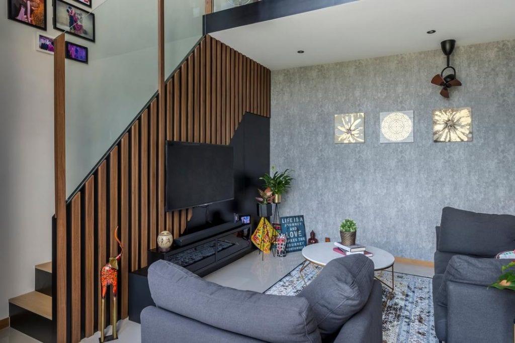 Kew Drive - IB Interior