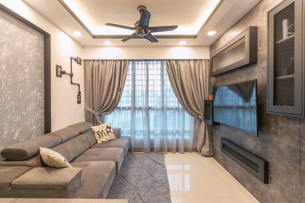 Bukit Batok St 22 - Swiss Interior Design