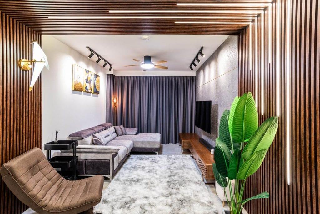 Bidadari Park Drive - Orange Interior