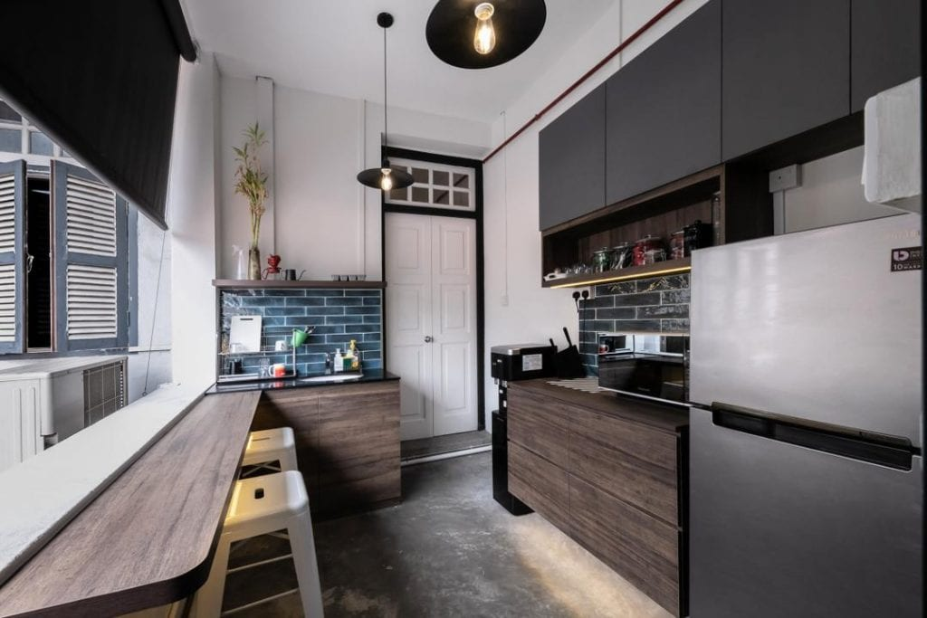 Ann Siang Road - Space Atelier880